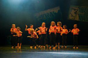 kidslessen dansschool fresh