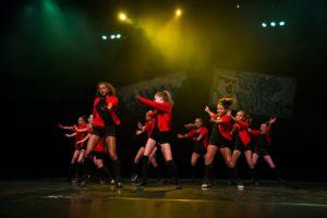 hiphop streetdance dansschool fresh