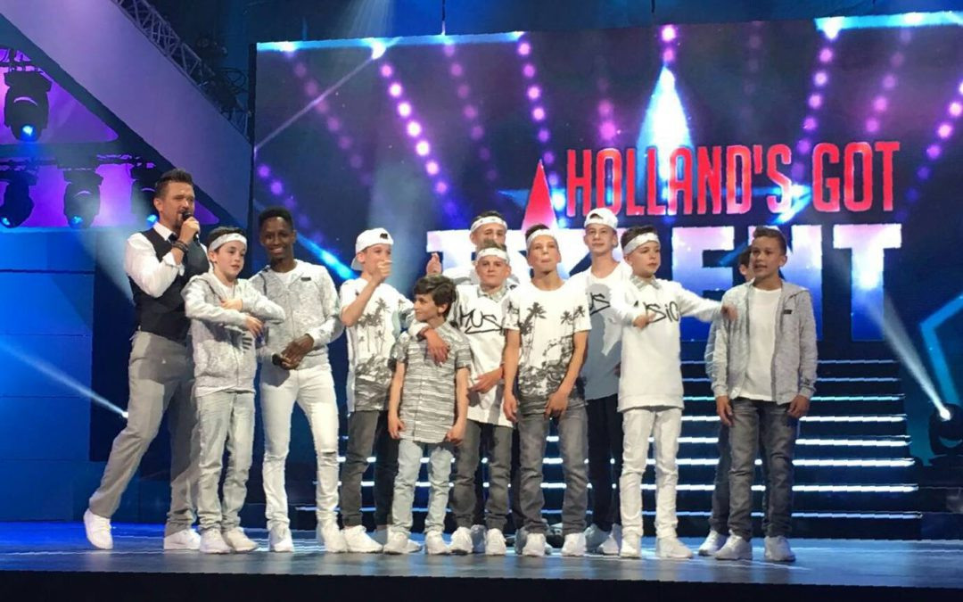 HET FRESH ALLSTARS AVONTUUR BIJ HOLLAND'S GOT TALENT