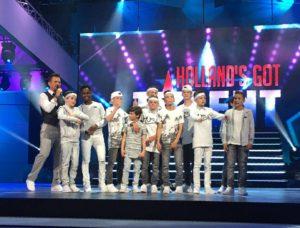 Fresh Allstars Holland's Got Talent