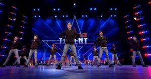 Fresh Allstars krijgen een Golden Ticket bij Holland's Got Talent