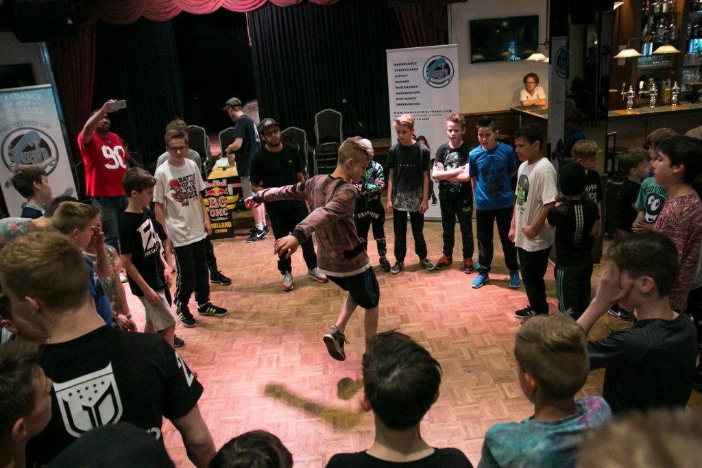 BCONE workshop breakdance