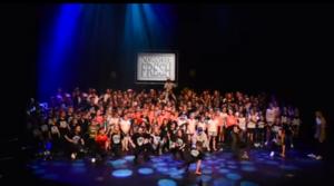 Fresh dansschool eindshow 2016