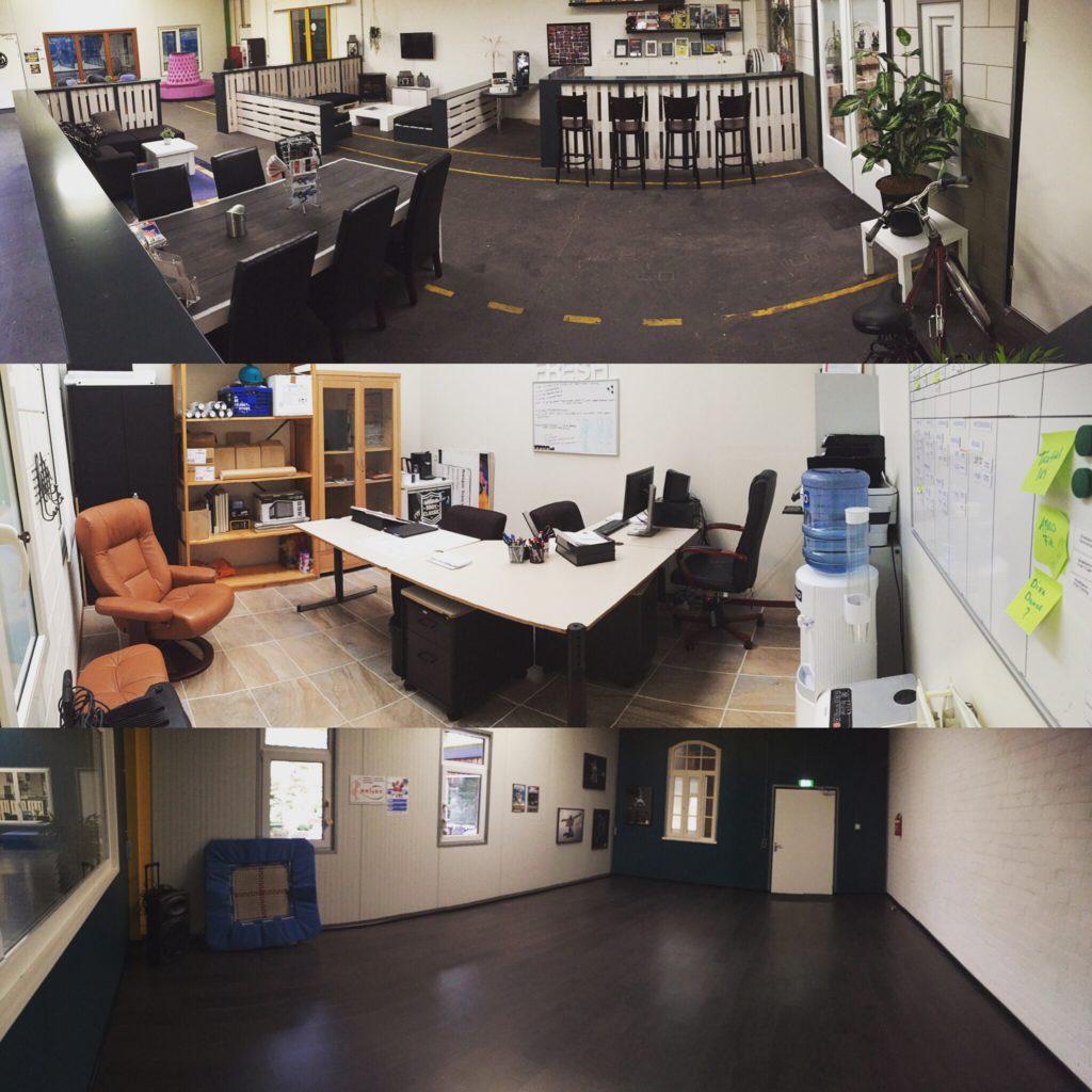 Kantoor Fresh Workshops - Lounge dansschool fresh