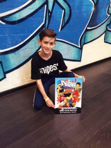 Cis Brans Nederlands Kampioen Breakdance Dansschool Fresh Weert