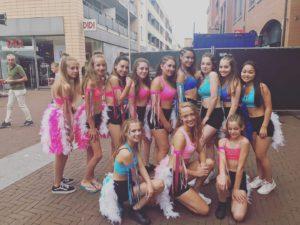 bantop 2017 dansschool fresh