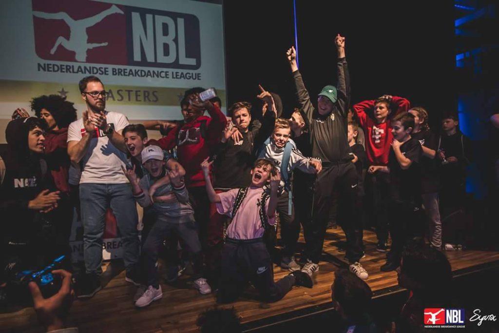 Fresh Allstars winst Nederlandse B-Boy League
