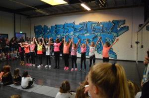 dansles Nederweert streetdance freerunning en breakdance dansschool fresh