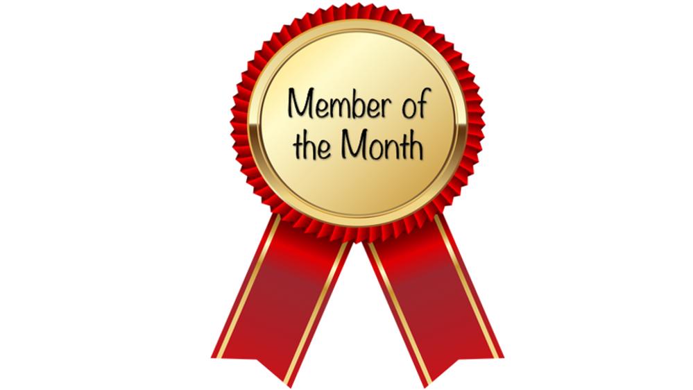 Nieuw op social media: Lid van de maand