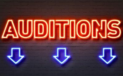 Informatie Auditie 16 september