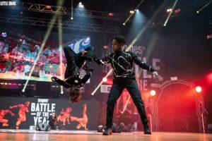 breakdance budel kids 4-7 jaar en 8 plus