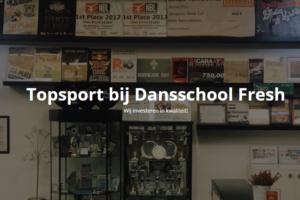 Topsport bij Dansschool Fresh