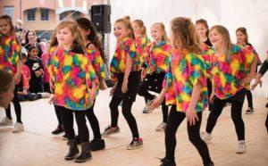 De leukste danslessen voor kids bij Dansschool Fresh Meijel