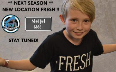 Nieuwe locatie Fresh in Meijel!