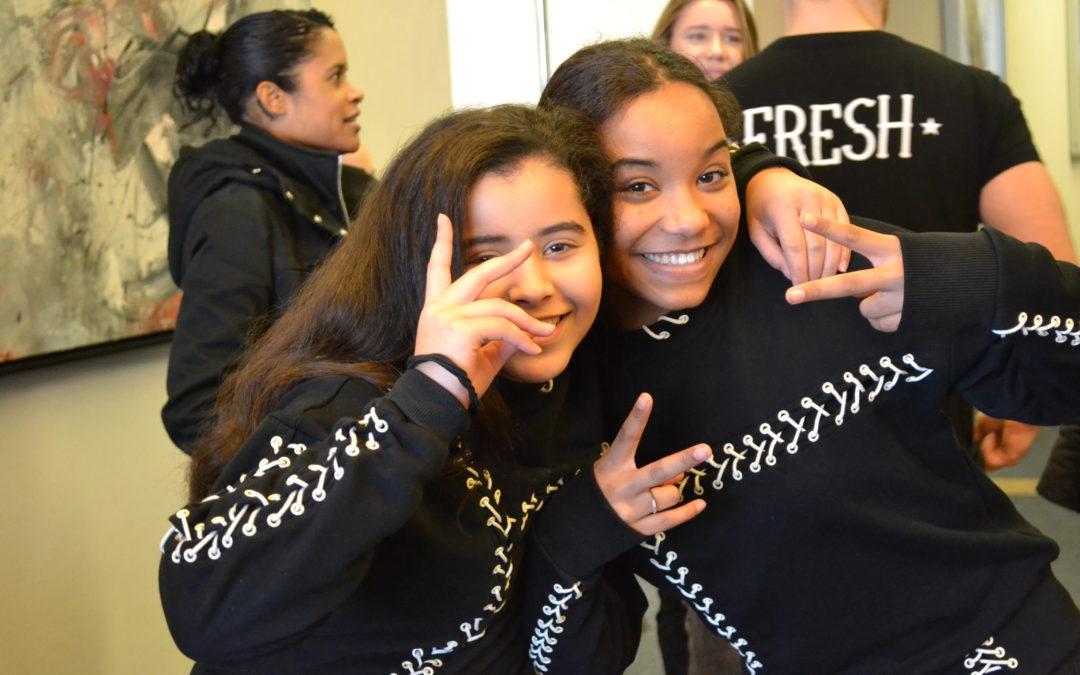 Open dag Dansschool Fresh 2020