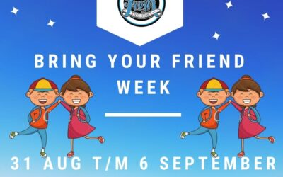 BRING YOUR FRIEND WEEK 2020