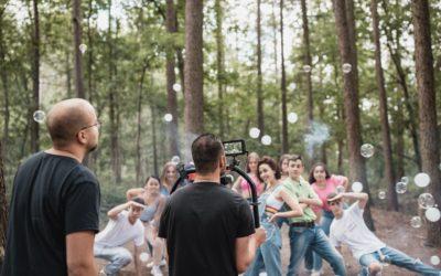 Dansers Fresh in Videoclip Sam Feldt en Fedde Le Grand